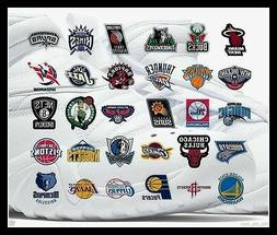 NBA LICENSED BASKETBALL TEAM LOGO INDOOR STICKER LAPTOP CELL