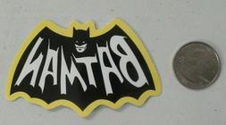 Batman sticker  retro logo dc comics skate cell laptop bumpe