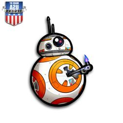 BB-8 Thumbs Up Star Wars Sticker Decal Phone Laptop Car Wind