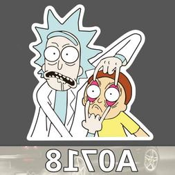 Bevle A0718 Rick and Morty Rick Sanchez Smith Waterproof <fo