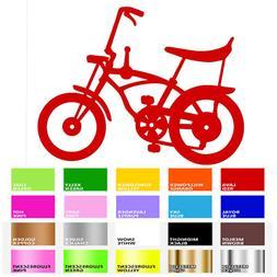 Bicycles Bike Vinyl Decal Sticker for Macbook Laptop Car Win