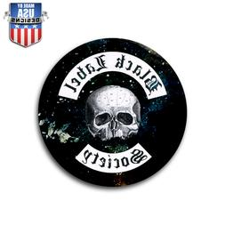 Black Label Society Grunge Sticker Decal Phone Laptop Car Wi