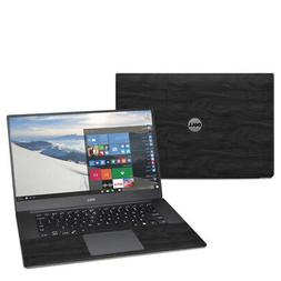 Black Woodgrain Decal Sticker Skin for Dell XPS 15 9550 9560