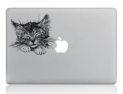 Boiling Glacier Solid Hand Painted Lovely Cat Pattern Laptop