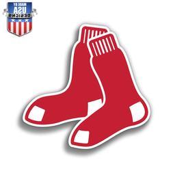 Boston Red Sox Logo Sticker Decal Phone Laptop Car Window Ar