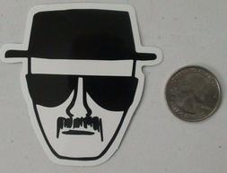 Breaking bad sticker  heisenberg sketch skate cell laptop bu