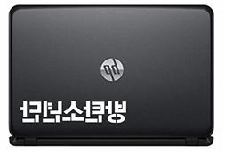 BTS Korean Text Vinyl Decal Sticker for Computer Macbook Lap