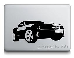 Camaro Sports Car - Decal Sticker for MacBook, Air, Pro All