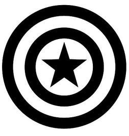 Captain America vinyl decal - sticker Car Laptop Window Orac