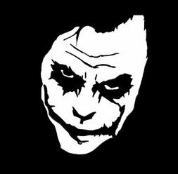 Car Accessories Wall Stickers Decals - Joker Vehicle Window
