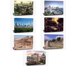 City Views Vinyl Laptop Computer Skin Sticker Decal Wrap Mac
