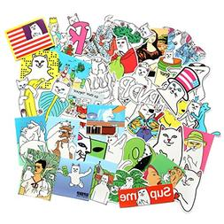 Cool Laptop Stickers Pack Baybuy RipNDip sticker for Laptop