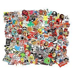 Cool Random Stickers Variety 55-700pcs FNGEEN Laptop Sticker