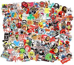 Cool Random Stickers 55-700pcs FNGEEN Laptop Stickers Bomb V