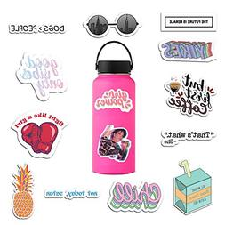 Cute Computer Stickers for Teens, Girls, Women, Feminists -
