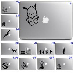 Cute Cool Sticker Vinyl Laptop Decal for Laptop Notebook App