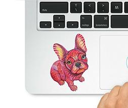 Cute Little Dog Macbook Trackpad Decal Sticker Macbook Lapto