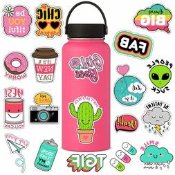 cute water bottles stickers for vsco girls