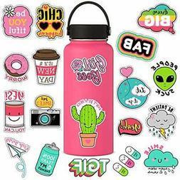 Cute Water Bottles Stickers for VSCO Girls - Laptops Sticker