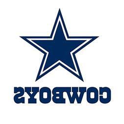 Dallas Cowboys Logo OriginalStickers0223 Set Of Two  Sticker