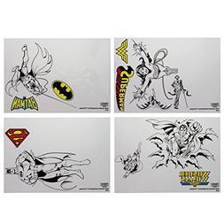 dc comics batman superman wonder