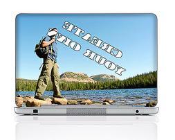 DJ Laptop Notebook Skin Sticker Decal Wallpaper w. Personali