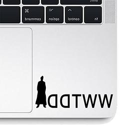 Doctor Who WWTDD What would the Doctor do Macbook Laptop Dec