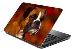 "Dog Universal Sticker Decal Skin Cover 14.1"" x 15.6"" Laptop"