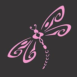 Dragonfly Decal Vinyl Sticker|Cars Trucks Vans Walls Laptop|