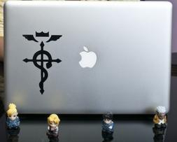 Edward Elric Fullmetal Alchemist - Apple Macbook Laptop Deca