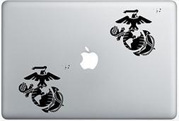 Ega Eagle Globe Anchor Usmc United States Marine Corps ArcDe