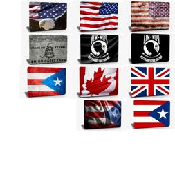 Flags Vinyl Laptop Computer Skin Sticker Decal Wrap Macbook