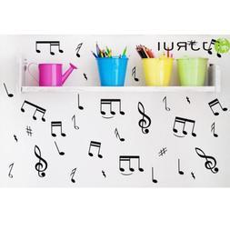 JJRUI <font><b>32</b></font> Music DIY Decal <font><b>Sticke