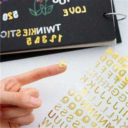 <font><b>Gold</b></font> Silver Digital Letters Numbers Bts