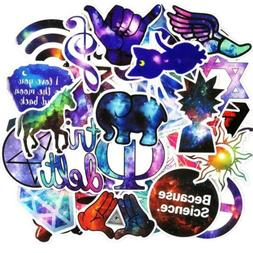 galaxy stickers mixed toy cartoon