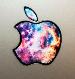 GLOWING GALAXY Apple Macbook Pro Air Sticker Laptop DECAL Lo