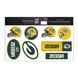 Skinit Green Bay Packers Decal Packs - Officially Licensed b