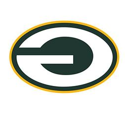 Green Bay Packers Logo OriginalStickers0351 Set Of Two  Stic