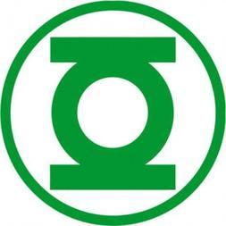 Green Lantern Superhero Vinyl Sticker Decal for Cars Trucks