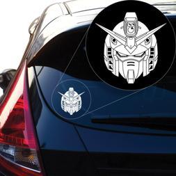 gundam wing decal sticker for car window