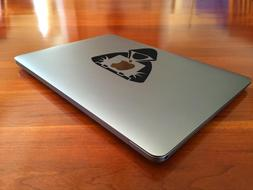 Hacker Vinyl Laptop Sticker - large