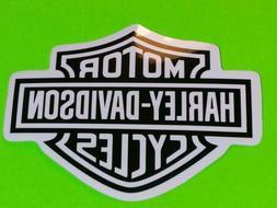 HARLEY DAVIDSON SHIELD/HD Sticker Decal Motorcycle Helmet Ph