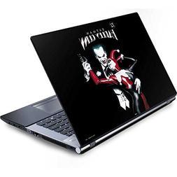 harley quinn generic laptop skin
