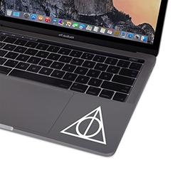 Harry Potter Deathly Hallow Keyboard Trackpad Apple Mac Air