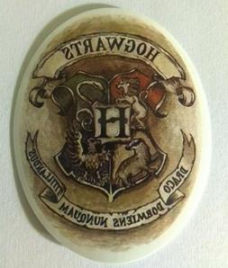 Harry Potter Hogwarts Crest Sticker decal skate board ipad l