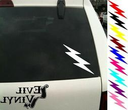 Harry Potter Lightning Bolt Decal Car Window Magic Symbol La