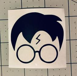 "Harry Potter Vinyl Sticker Decal 2.25"" Laptop Tumbler Yeti"
