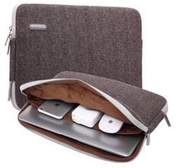 Kayond Herringbone Woollen Water-resistant 17 Inch Laptop Sl