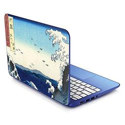 Skinit Hiroshige Stream 11-d010nr 11.6in Skin - View of the