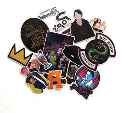 Homegaga 15pcs/set riverdale Stickers for Laptop Skateboard